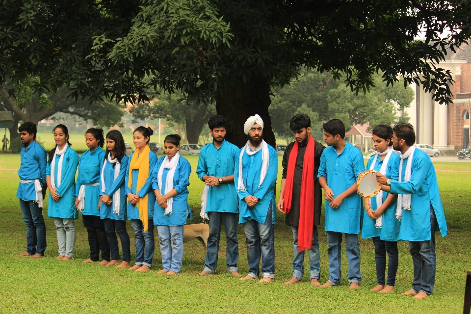 Nukkad Natak by students of FRIDU on World Ozone Day